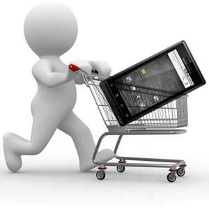 Los consumidores prefieren las aplicaciones de geolocalización centradas en las compras
