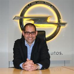 Tomas Caetano se pone al frente del departamento de marketing de Opel