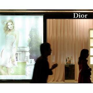 Pekín prohíbe la publicidad exterior de productos de lujo