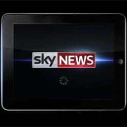 Sky News aterriza en el iPad con su propia aplicación