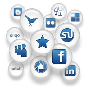 Los anunciantes que cotizan en bolsa y su apuesta por las redes sociales