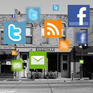 Las pequeñas empresas recurren a las redes sociales antes que a los buscadores