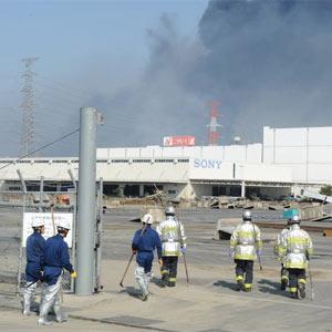 El tsunami deja en estado de shock a las empresas niponas