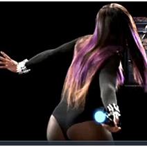 Serena Williams, demasiado sexy para jugar al tenis