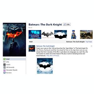 Warner Bros inaugura un videoclub en Facebook