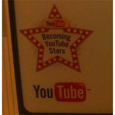 YouTube busca estrellas profesionales del vídeo