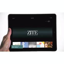 Zite, el periódico inteligente para el iPad