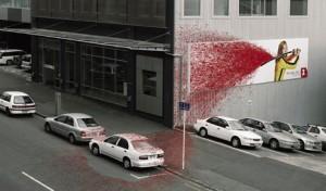 20 ejemplos creativos de publicidad exterior en edificios