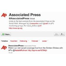 La agencia Associated Press declara una