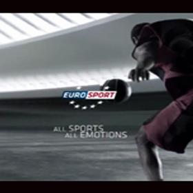 Eurosport cambia de cara en una nueva campaña publicitaria