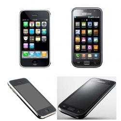 Apple se querella contra Samsung por plagiar el iPhone y el iPad