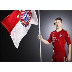 Adidas renueva su alianza con el Bayern de Munich hasta el año 2020