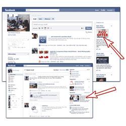 Cómo eliminar tu nombre y tu foto de perfil de los anuncios de Facebook