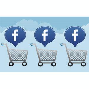 El comercio electrónico en Facebook en cifras