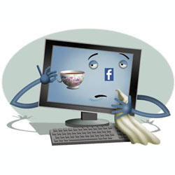 Cómo comportarse en Facebook con
