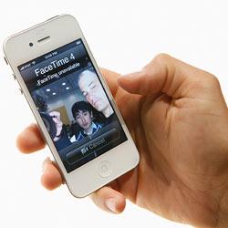 El iPhone 4 toma fotografías sin la autorización del usuario