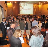 Aforo completo en la conferencia de Pilar Jericó para Gente Imprescindible de Mediapost