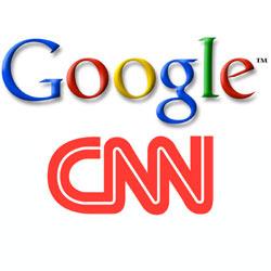 Google y la CNN, a la gresca por una información supuestamente falsa
