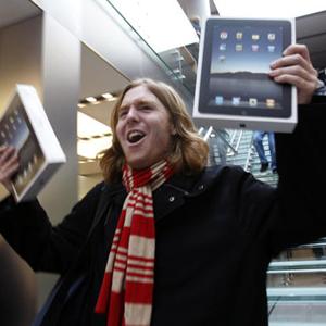 El iPad dominará el mercado de las tabletas hasta 2015