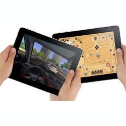 Los usuarios de los tablets son fanáticos de los juegos