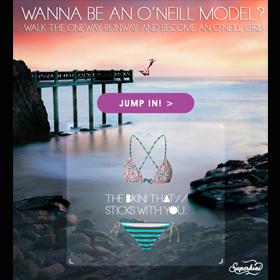 O'Neill busca nueva modelo en Facebook