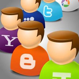 Los usuarios prefieren utilizar los social media los viernes