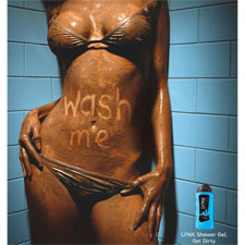 56 ejemplos de publicidad extremadamente sexy
