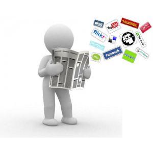 ¿Social media o mera distribución social de los mass media?
