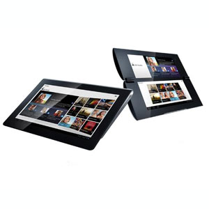 Sony contraataca al iPad de Apple con dos tablets