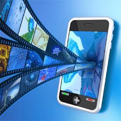 El móvil gusta cada vez más como medio para ver vídeos