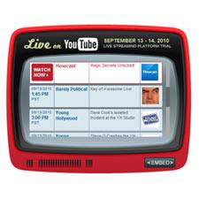 YouTube apuesta por el streaming en directo