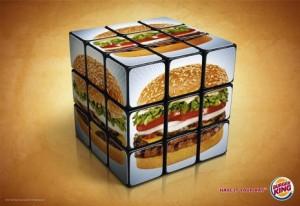 25 anuncios de Burger King cocinados con ingredientes creativos
