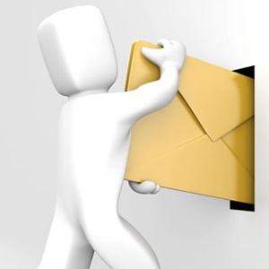 El correo electrónico sigue siendo la forma más utilizada para compartir contenidos