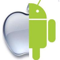 Apple y Android representan el 74% de los smartphones en Estados Unidos