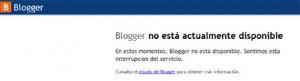 El maleficio del viernes 13: blogger se queda sin red