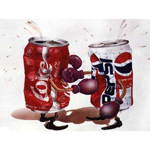 ¿En qué se diferencian los consumidores de Coca-Cola y los de Pepsi?