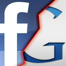 Facebook orquesta una campaña de relaciones públicas contra Google