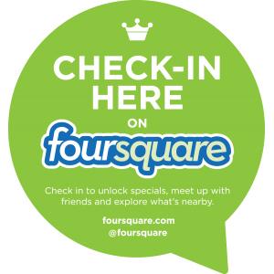 5 errores que las pequeñas empresas cometen en Foursquare