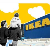 Ikea y su creatividad sin fronteras