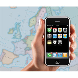 Apple, a la cabeza de los fabricantes de smartphones en Europa