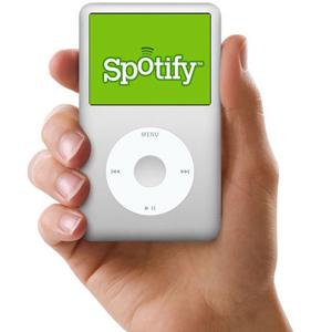 El iPod ya se podrá sincronizar con Spotify