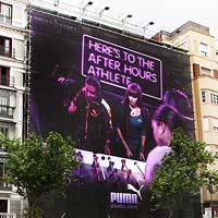 Puma celebra el atleta más social