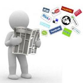 Uno de cada tres periodistas consideran las redes sociales como