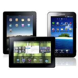 Las tabletas reducen el uso de ordenadores y portátiles