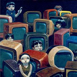 Cada vez más niños trasnochan por culpa de la televisión
