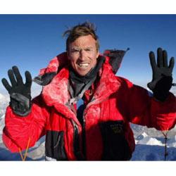 Twitter corona la cima del monte Everest