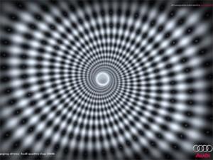 11 ejemplos de publicidad con ilusiones ópticas