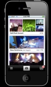 Se filtra la aplicación secreta de Facebook para compartir fotos en iPhone