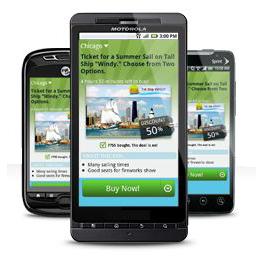 ¿Cómo beneficiarán las apps móviles tipo Groupon a los vendedores?