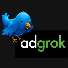 Twitter compra AdGrok, una agencia de publicidad online